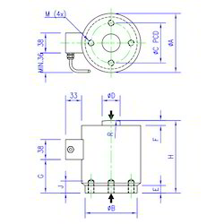 Load Cell Compression Canister