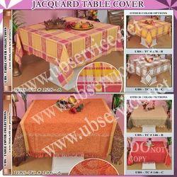 Jacquard Table Cover