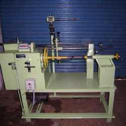 SS HT Coil Winding Machine, Max Speed: 500-800 rpm