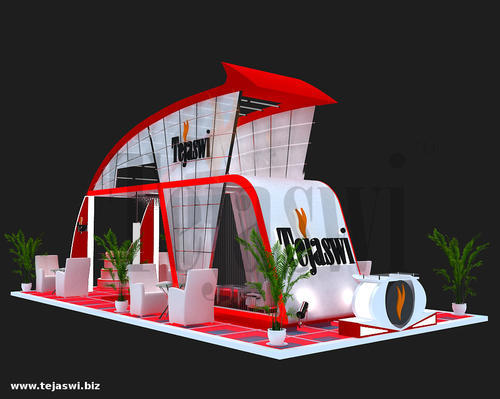 Standard Exhibition Stall Size : Corporate exhibition stand design in kandivali west