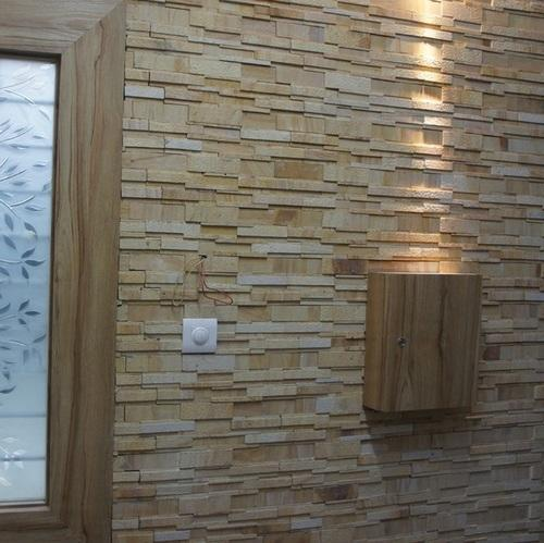 Natural Wall Cladding Tiles Size 6 X 6 Inch Rs 115