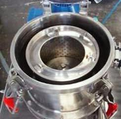 Basket Centrifuge for Pharmaceutical industry
