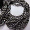 Labradorite Silver Coated Cut Beads