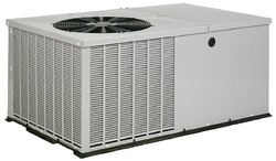 DAIKIN Packaged Air Conditioner, Coil Material: Copper