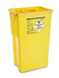 Waste Container for Hospital Infectious Waste