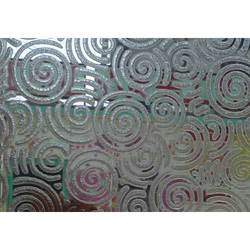 Frosted Pattern Glass