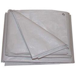White Plastic Tarpaulin