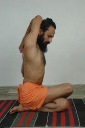 Gaumukhasan Meditation Center