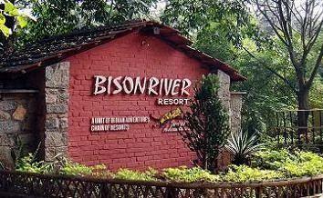 Bison River Resort Dandeli
