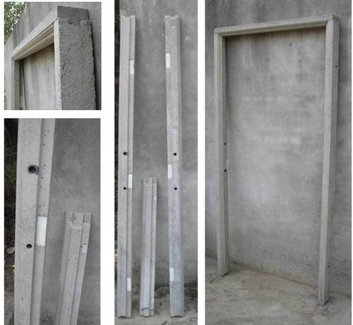 Manufacturer Of Rcc Door Frame Amp Precast Rcc Door Frame By