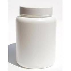Plastic Storage Round Jars