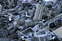 Tense Aluminum Scrap