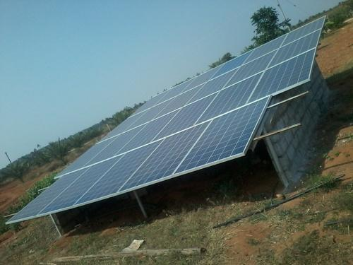 Solar Water Pump 5 Hp Solar Water Pumps Manufacturer From Veerapandi Coimbatore District