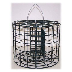 Caged Suet Basket