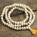 Beads (Tulsi (White) Mala)