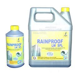 Liquid Concrete Waterproofing Compound, For Construction, Packaging Size: 5 Ltr