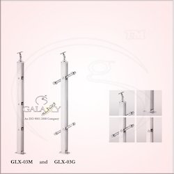 Stainless Steel Box Balusters