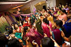 Ladies Sangeet Function