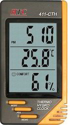 Humidity Meter 411 CTH