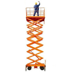 High Reach Scissor Lift