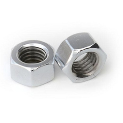 Stainless Steel Nut, Size: Standard