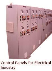 Control Panels for Electrical Industry