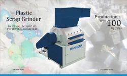 Plastic Grinder Machines