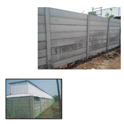 Factory Compound Wall for Factory