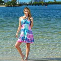 db6dd84eee9a Women Beach Dresses at Rs 390  piece(s)