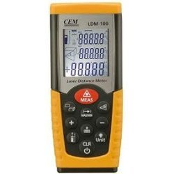 Digital Electronic Distance Meter - Model - BP - LDM -100