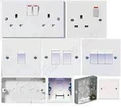 Electrical Switch Fitting