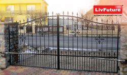 Swing Gate System Automatic Swing Gate System Wholesale