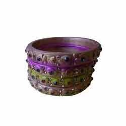 Fashionable Lac Bangles