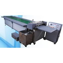 Top Gluing Conveyor Machine