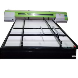 Flat Bed Piezo Engraver