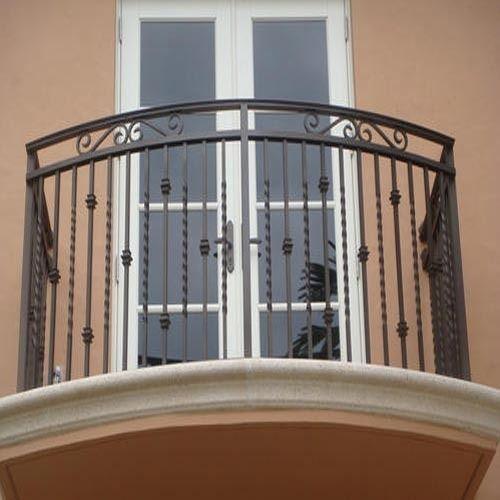 Ss Balcony Grill Design