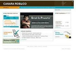Canara Robeco Mutual Fund Services