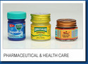 Pharmecuticales And Healthcare