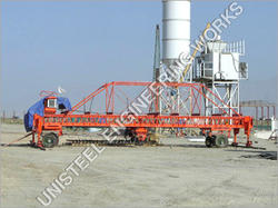 Airport Construction Paver Machine