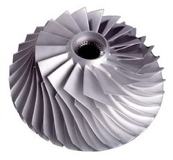 Turbo Impeller X on Centrifugal Fan Blades Design