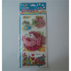 Sticker 3D Stationery