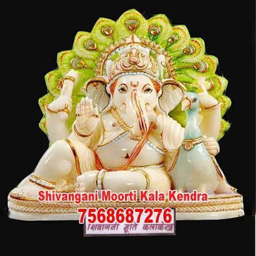 Ganpati Bappa Statues Marble Ganpati Bappa Manufacturer