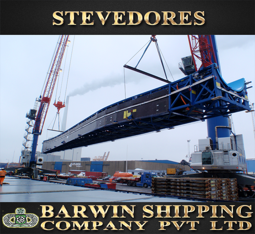 Stevedoring Operations, Stevedoring Operations - Barwin