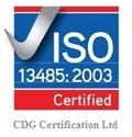ISO 13485:2003 Certification Services