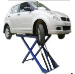 Apex Car Service Lift