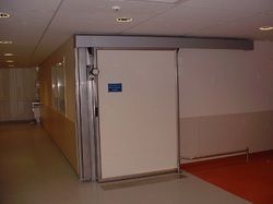 Insulated Sliding Door