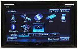 JVC Car DVD Player