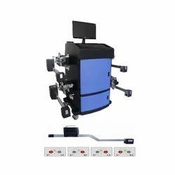 Truck Wheel Alignment Machine