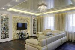 White Lacquer Finish Ceilings