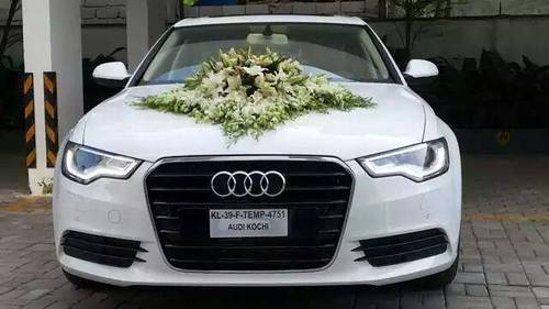 Moonway Travels Thiruvananthapuram Service Provider Of - Audi car decoration